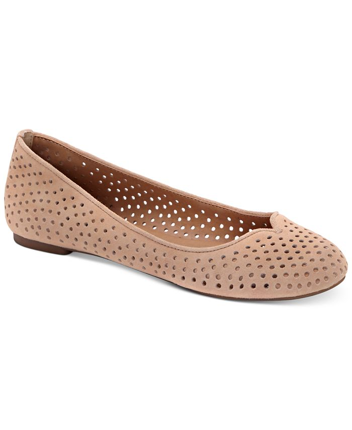 Lucky Brand - Women's Enorahh Perforated Flats