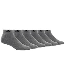 Men's 6 Pack Low-Rise Socks