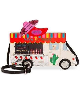 kate spade new york Haute Stuff Taco Truck Crossbody