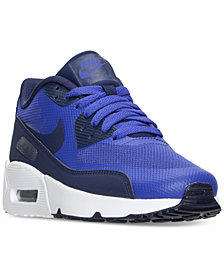 Nike Big Boys'   Air Max 90 Ultra 2.0 Running Sneakers from Finish Line
