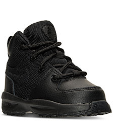Nike Toddler Boys' Manoa Leather Textile Boots from Finish Line