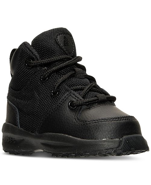 a7924a512793a Nike Toddler Boys  Manoa Leather Textile Boots from Finish Line ...