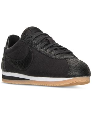 WOMEN'S CLASSIC CORTEZ SE CASUAL SNEAKERS FROM FINISH LINE