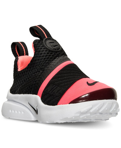 Nike Toddler Girls Presto Extreme Running Sneakers From