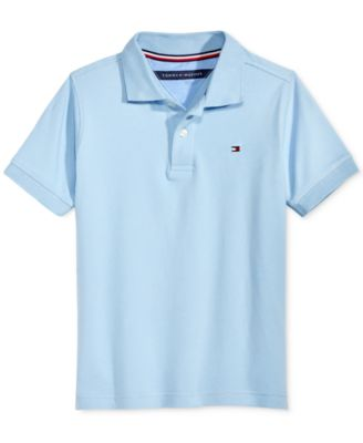 Ivy Stretch Polo Shirt, Little Boys