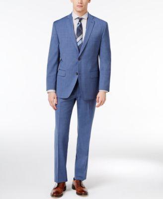 2-Piece Suits Mens Suits: Blue, Black, Gray - Macy's