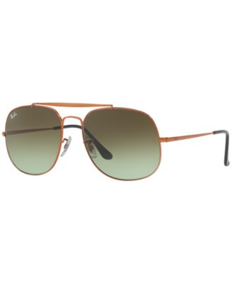 ray ban outlet new york city  ray ban the general sunglasses, rb3561 57, only at sunglass hut