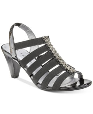 Image of Karen Scott Neema Strappy Sandals, Created for Macy's