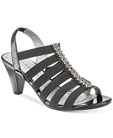 Silver All Women's Shoes - Macy's