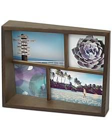 Edge Multi-Photo Wall Display