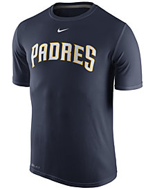 Nike Men's San Diego Padres Legend Wordmark T-Shirt