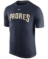 Nike Men s San Diego Padres Legend Wordmark T-Shirt 5d050229578e