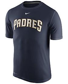 Nike Men's San Diego Padres Legend Wordmark T-Shirt