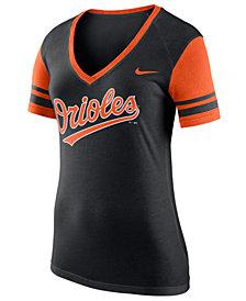Nike Women's Baltimore Orioles Fan Top