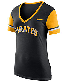 Nike Women's Pittsburgh Pirates Fan Top