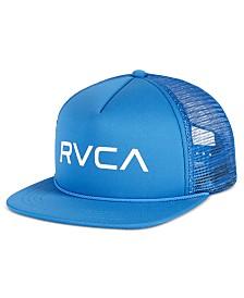 RVCA Men's Foamy Trucker Cap