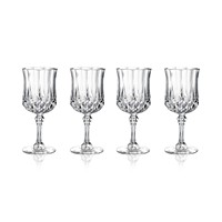 Deals on Longchamp Cristal DArques Glassware