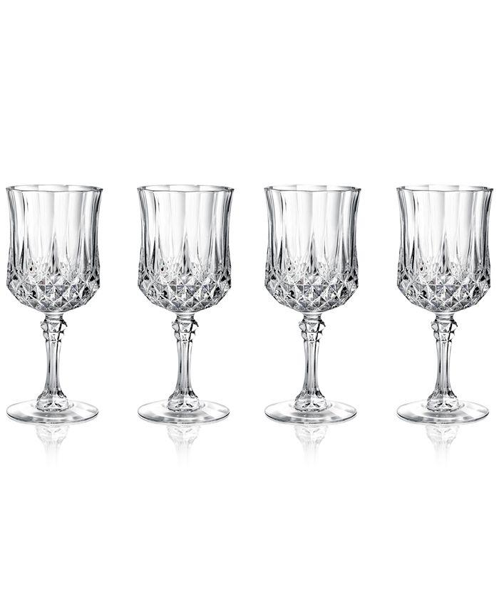 Longchamp - 4-Pc. Cordial Glass Set