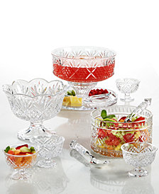 Godinger Serveware, Dublin Crystal Serveware Collection
