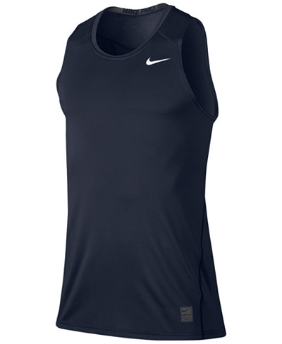 Nike Men's Pro Dri-FIT Tank Top - T-Shirts - Men - Macy's