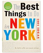 Penguin 1001 Best Things To Do In New York Book