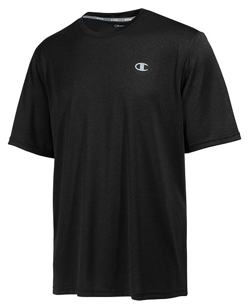 b156f0b9 Champion Men's Vapor Performance T-Shirt & Reviews - T-Shirts ...