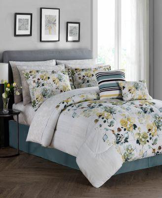 Alexis Reversible 12 Pc. Comforter Sets