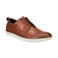 Deals on Alfani Mens Billy Low-Top Oxfords Shoes