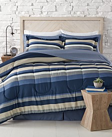 Austin 8-Pc. Reversible Bedding Ensembles