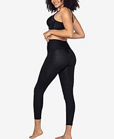 Leonisa Women's  Firm Tummy-Control Compression Leggings 012910