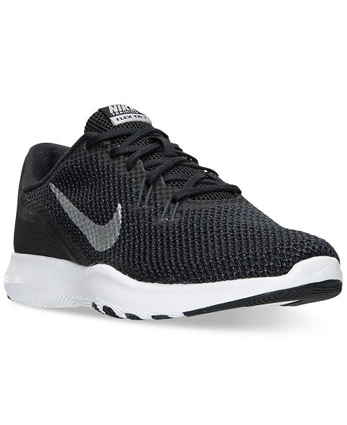b85fd57b2ec2 Nike Women s Flex Trainer 7 Wide Training Sneakers from Finish Line ...