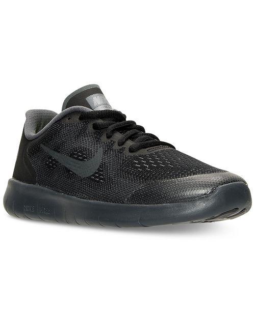 2c82f3c38adf Nike Big Boys  Free Run 2 Running Sneakers from Finish Line - Finish ...