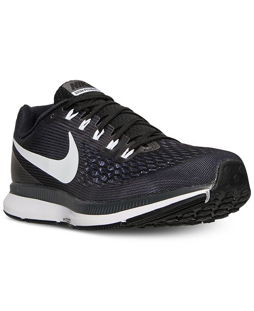 946a82046b5a2 ... Nike Men s Air Zoom Pegasus 34 Running Sneaker from Finish Line ...