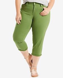 Plus Size Levis Jeans & Clothing - Macy's