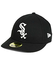 Chicago White Sox Low Profile AC Performance 59FIFTY Cap