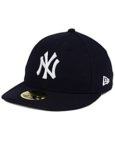 New York Yankees Low Profile AC Performance 59FIFTY Cap