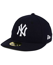 New Era New York Yankees Low Profile AC Performance 59FIFTY Cap