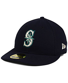 New Era Seattle Mariners Low Profile AC Performance 59FIFTY Cap