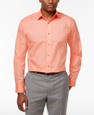 Image of Alfani Slim Fit + Stretch Men's Dress Shirt, Only at Macy's