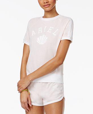 Love Tribe Juniors' Ariel 89 Graphic T-Shirt