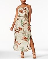 Dresses Trendy Plus Size Clothing Macy S