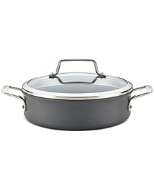 Authority Hard-Anodized 3-Qt.  Covered Pan