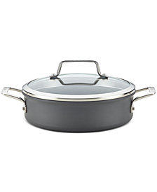 Anolon Authority Hard-Anodized 3-Qt.  Covered Pan