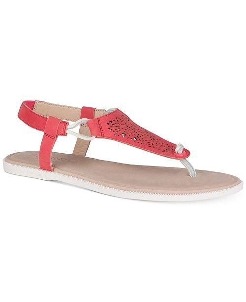 abcf5f3edc8 Sperry Calla Jade Sandals   Reviews - Sandals   Flip Flops - Shoes ...