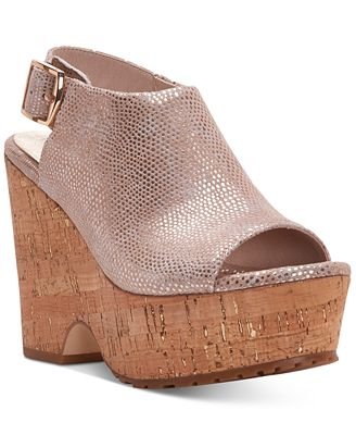 Donald Pliner Rosie Platform Sandals