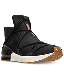 Puma Women's Fierce Rope Velvet Rope Casual Athletic Sneakers from Finish Line