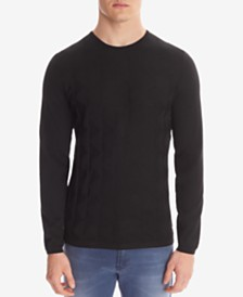 BOSS Men's Wool Sweater