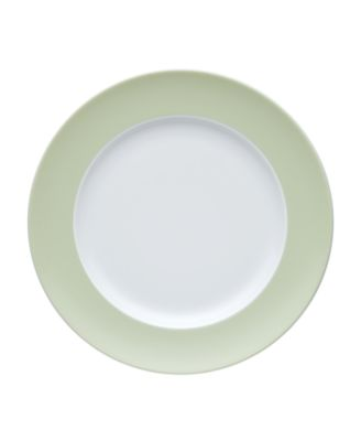 Thomas by  Sunny Day Pastel Green Salad Plate