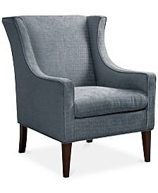 Alexandra Wing Chair, Quick Ship