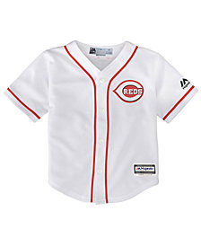 Majestic Cincinnati Reds Blank Replica CB Jersey, Infant Boys (12-24 months)